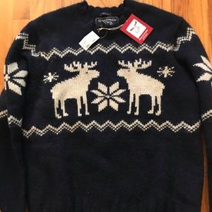 Abercrombie and Fitch Wool Sweater XL